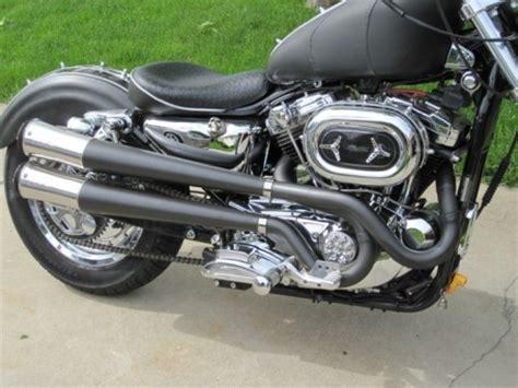 Motorrad Auspuff Schwarz Beschichten by Powder Coating Chrome Exhaust Pipes Page 2 Harley