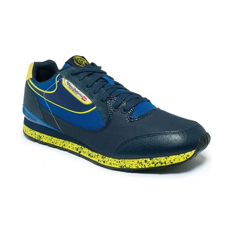 diesel sneakers diesel raketier aramis sneakers in blue for dres blue