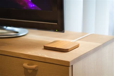 Wooden Furniture For Kitchen Japan Trend Shop Rest Wooden Wireless Charging Pad