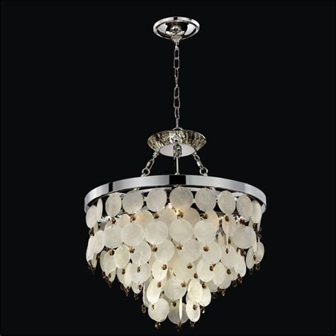 Capiz Chandelier Island Paradise 587v Glow 174 Lighting Glow Lighting Chandeliers