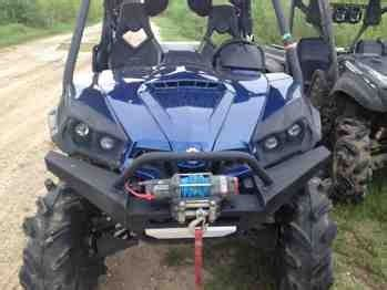 pics of all the front bumper available. can am commander