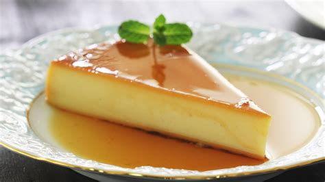 13 Ingredients And Directions Of Chocolate Cheese Flan Receipt by Melt In Your Cheesecake Flan Page 2 Desserts Corner