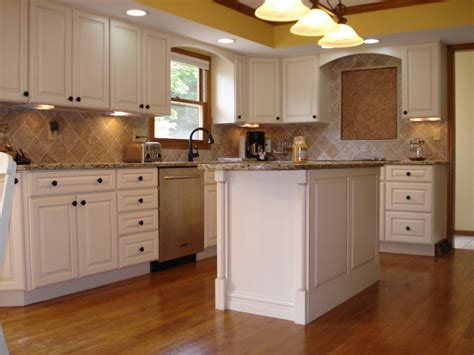 White Kitchen Cabinets Remodel Ideas Kitchentoday Remodel Kitchen Design