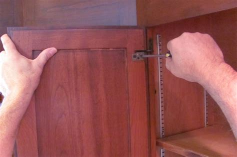 Removing Cabinet Doors How To