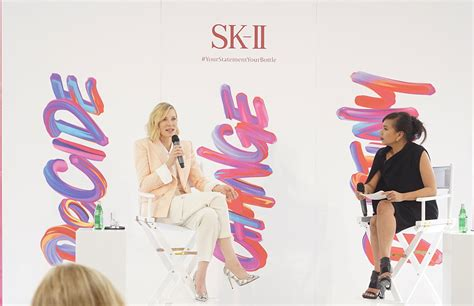 Sk Ii Series cate blanchett launches change destiny series with sk ii