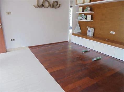 jual lantai kayu berkualitas  probolinggo central