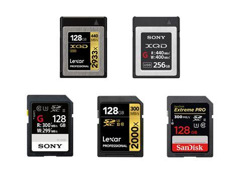 Memory Card Dslr Nikon best xqd uhs ii sd memory cards for nikon d500 nikon