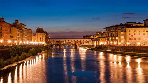 wallpaper florence italy night tourism travel