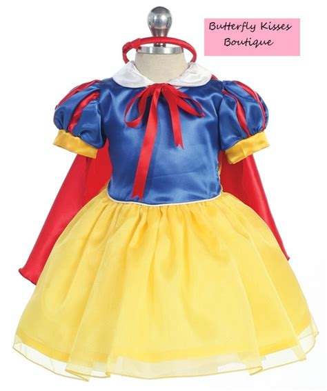 Gwromper Set Snow White snow white princess infant costume 183 butterfly kisses 183 store powered by storenvy