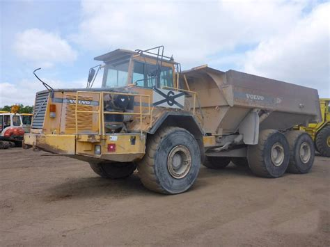volvo site used volvo a35c site dumpers year 2000 price 40 755 for