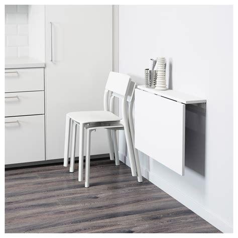 fold up desk ikea norberg wall mounted drop leaf table white 74x60 cm ikea