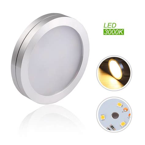 Led Puck Lights Under Cabinet Lighting Cabinet Lighting Puck