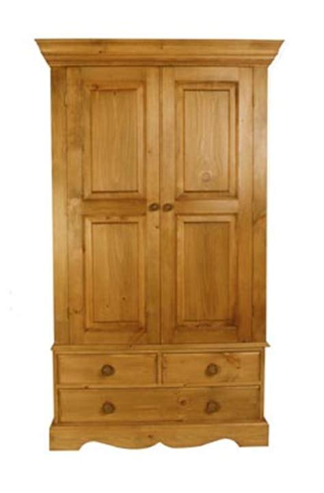 cottage pine furniture wardrobes