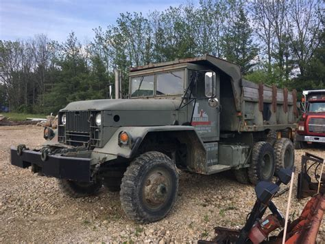 jeep kaiser 2017 dump truck 1967 jeep kaiser military m51a2 for sale