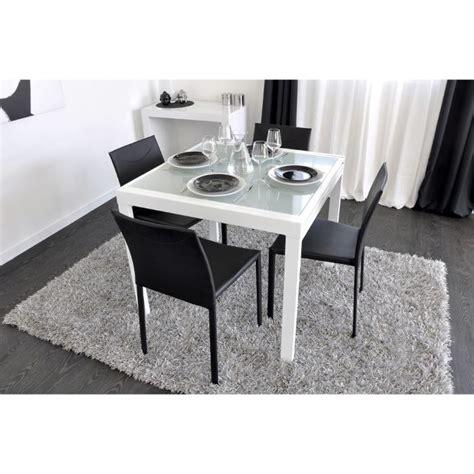 plan de travail cuisine ext駻ieure table 224 manger carr 233 e extensible achat vente table 224
