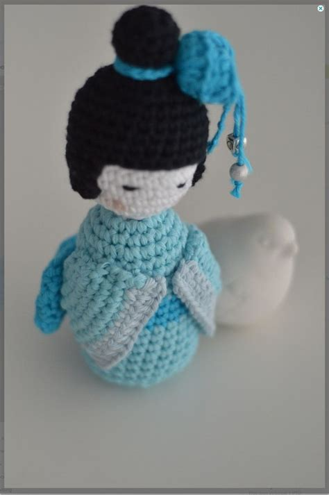 pattern for japanese doll 1000 images about crochet japanese dolls on pinterest
