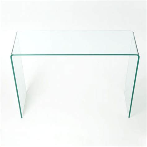 small glass console table small glass console table w 60cm x d 30cm x h 75 5cm