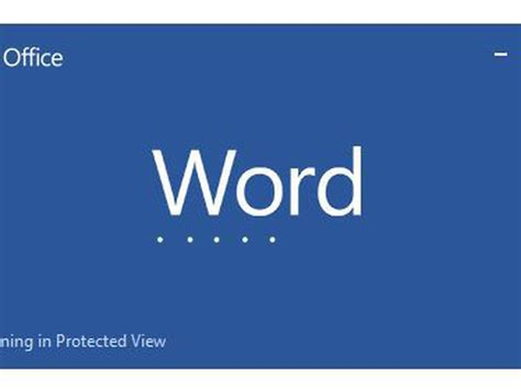 how to disable protected view in microsoft word cnet