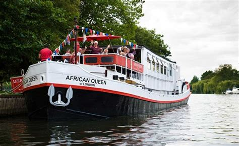 thames river boat accommodation the african queen african queen thames river cruises