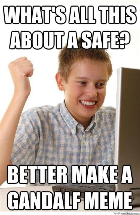 Kid Internet Meme - first day on internet kid memes quickmeme