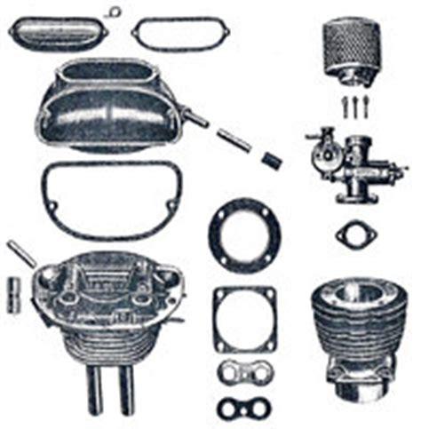 1 Zylinder Motor Motorrad by Motor Zylinder Vergaser Emw R 35 Ddr Motorrad De Ersatzteile