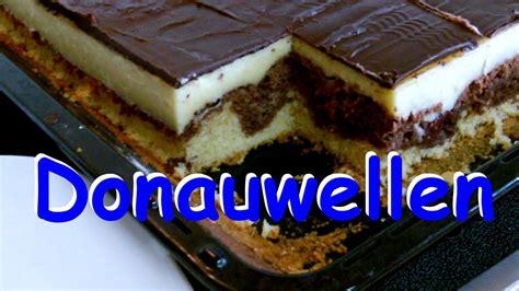 donauwellen kuchen rezept donauwellen kuchen mit cremef 252 llung rezept