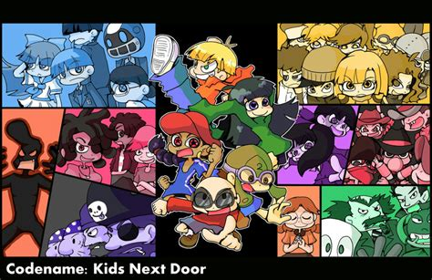 Codename Next Door by Codename Next Door 1363997 Zerochan