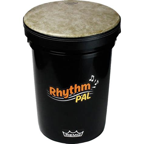 rhythm pal drum remo rhythm pal bucket drum with skyndeep head rp 0613 70