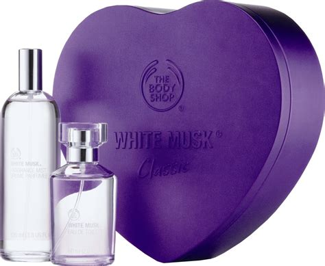 The Shop Gift Duo D Gardenia flipkart buy the shop white musk classic spritz