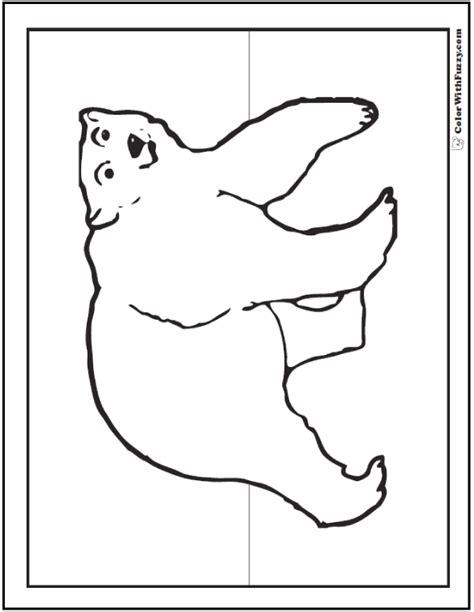 printable pictures polar bears nice polar bear face coloring page ideas resume ideas