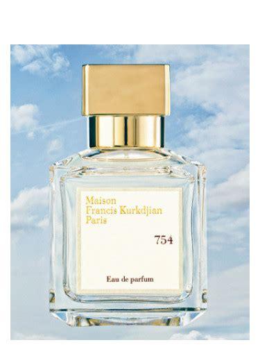 754 maison francis kurkdjian perfume a fragrance for and 2012