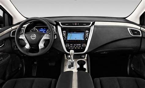 nissan murano interior 2017 black 2018 nissan murano platinum changes what s reviews