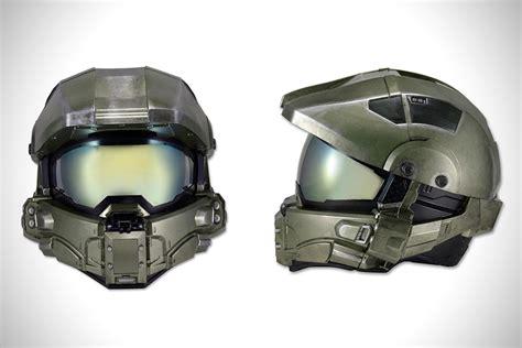 halo master chief motorcycle helmet hiconsumption