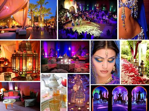 arabian theme decorations wedding planning tips my riviera wedding