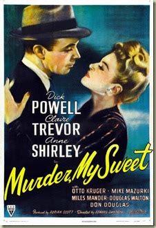 Murder Is Such Sweet 1001 you must see before you die murder my sweet