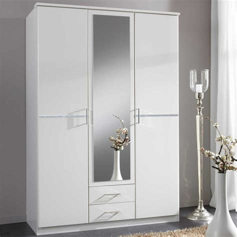 design kleiderschrank design kleiderschrank mit strass 135 cm breit wohnen de