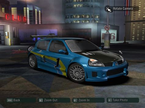renault clio v6 nfs carbon renault clio v6 photos by itsuki need for speed carbon