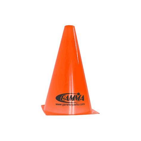 cones target gamma 6 inch target cone tennis court equipment