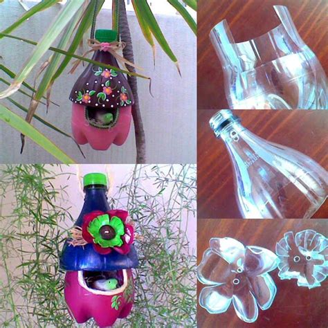 Diy Plastic Bottle L by Diy Easy To Make Plastic Bottle Bird House Find