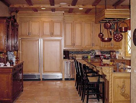 Anderson Cabinets Maple Stained Cabinets