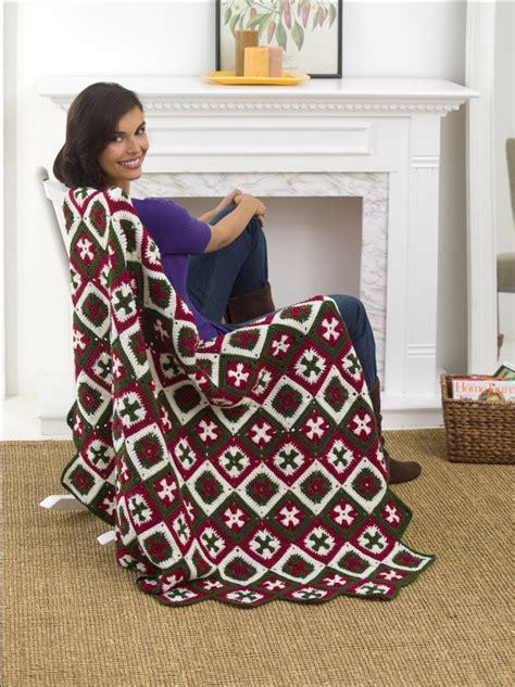 red heart yarn pattern lw2741 southern cross afghan crochet pattern from red heart yarn