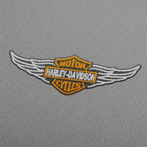 embroidery design harley davidson harley davidson logo embroidery design