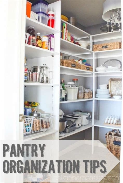 pantry organization pinterest pantry organization tips