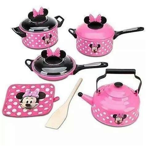 Disney Store Japan Minnie Tea Cup Set For One Ori disney tea set minnie mouse pot and mug san2171 japan import kitchen dining