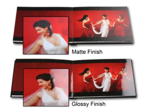 mat vs matte how does photo printing ink take to inkjet