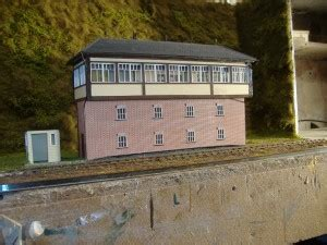 kenley signal box is an entrant for shed of the year 2012 exeter middle signalbox g r penzer o gauge model railway