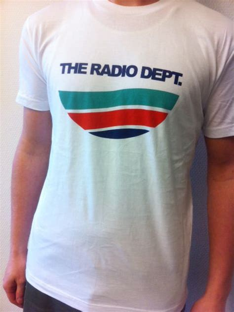 The Radio Dept T Shirt 26 best the radio dept images on radios