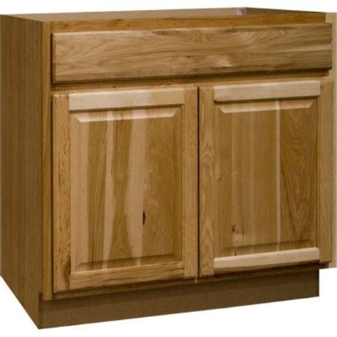 home depot hickory base cabinets hton bay 36x34 5x24 in hton base cabinet with
