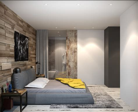 stone accent wall bedroom 1000 images about bed room design on pinterest modern
