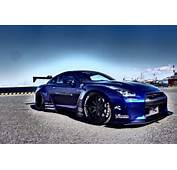 Liberty Walk Body Kit Nissan GTR R35 – RavSpec